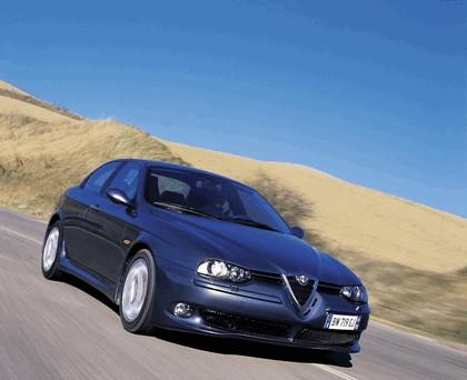 2001 Alfa Romeo 156 GTA 9