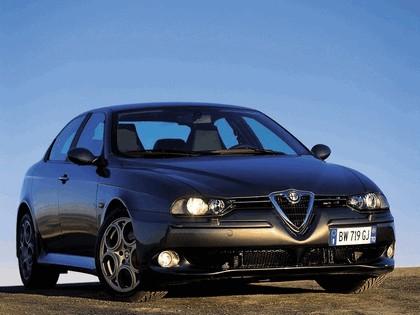 2001 Alfa Romeo 156 GTA 12