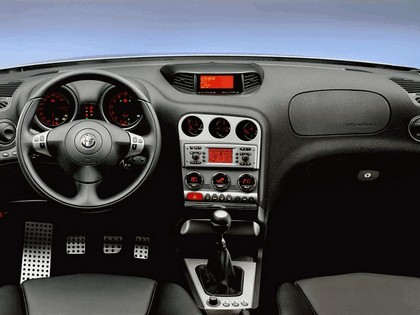 2001 Alfa Romeo 156 GTA 16