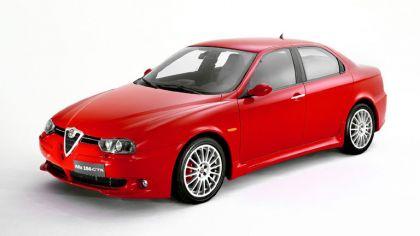 2001 Alfa Romeo 156 GTA 1