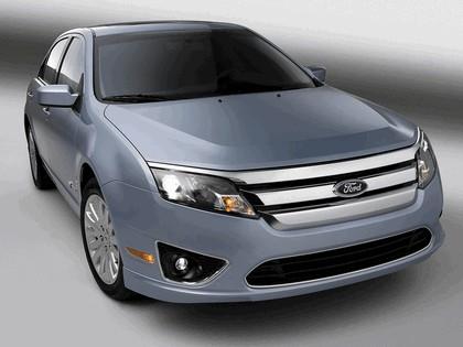2009 Ford Fusion hybrid USA version 1