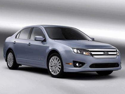 2009 Ford Fusion hybrid USA version 2