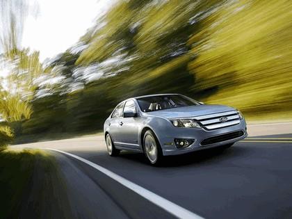 2009 Ford Fusion hybrid USA version 3