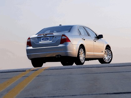 2009 Ford Fusion hybrid USA version 5