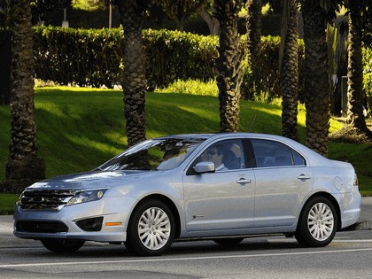 2009 Ford Fusion hybrid USA version 6