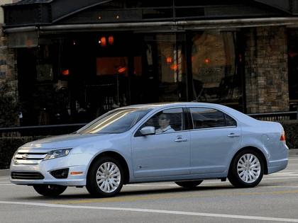 2009 Ford Fusion hybrid USA version 7