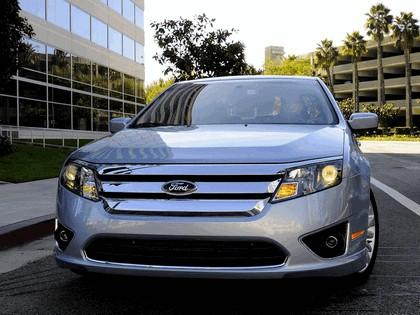 2009 Ford Fusion hybrid USA version 9