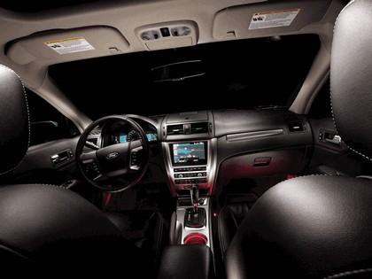 2009 Ford Fusion hybrid USA version 11