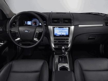 2009 Ford Fusion hybrid USA version 12
