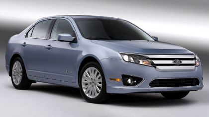 2009 Ford Fusion hybrid USA version 2