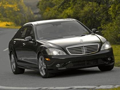 2009 Mercedes-Benz S550 enhanced 1