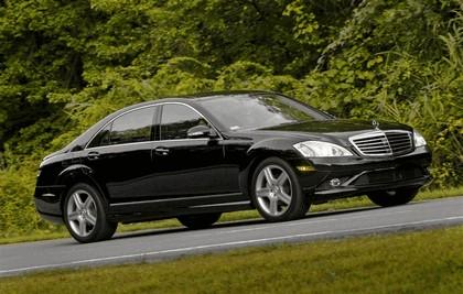 2009 Mercedes-Benz S550 enhanced 3