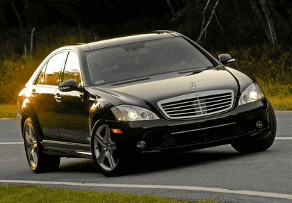 2009 Mercedes-Benz S550 enhanced 5