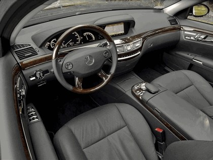 2009 Mercedes-Benz S550 enhanced 10