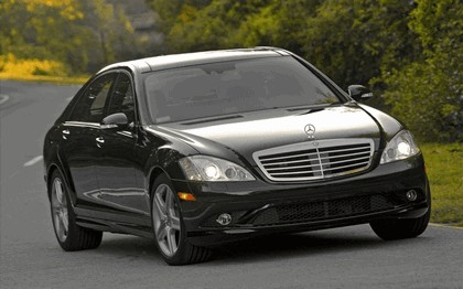 2009 Mercedes-Benz S550 enhanced 12