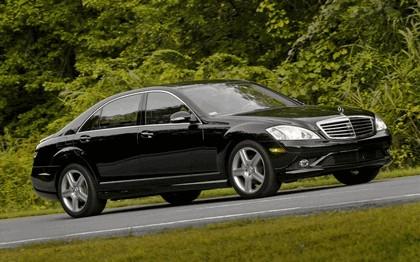 2009 Mercedes-Benz S550 enhanced 14