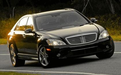 2009 Mercedes-Benz S550 enhanced 16