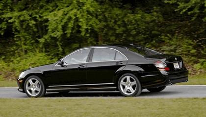 2009 Mercedes-Benz S550 enhanced 18