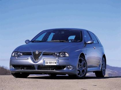2001 Alfa Romeo 156 GTA Sportwagon 1