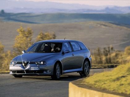 2001 Alfa Romeo 156 GTA Sportwagon 3