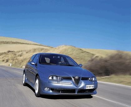 2001 Alfa Romeo 156 GTA Sportwagon 4