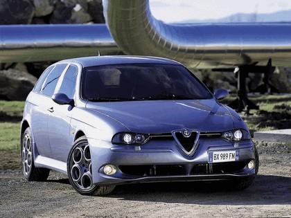 2001 Alfa Romeo 156 GTA Sportwagon 6