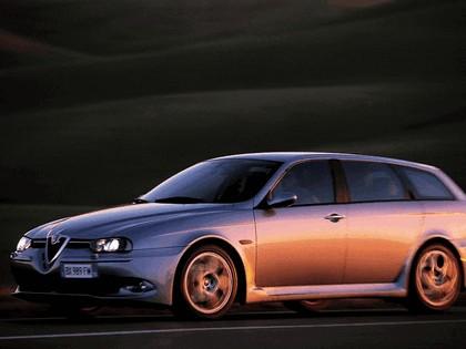 2001 Alfa Romeo 156 GTA Sportwagon 8