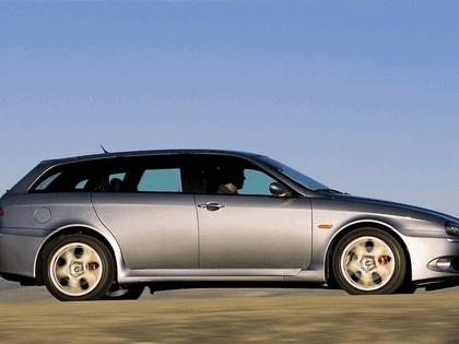 2001 Alfa Romeo 156 GTA Sportwagon 13