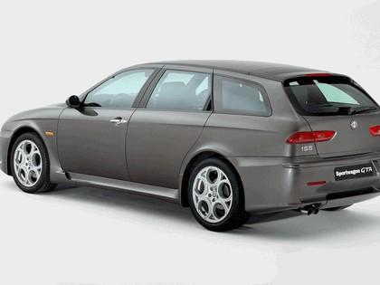 2001 Alfa Romeo 156 GTA Sportwagon 14