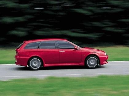 2001 Alfa Romeo 156 GTA Sportwagon 15