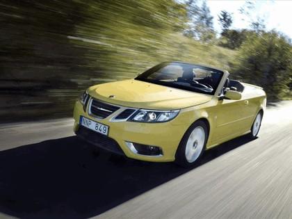 2008 Saab 9-3 convertible yellow edition 5