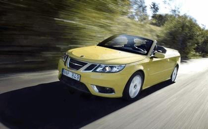 2008 Saab 9-3 convertible yellow edition 11