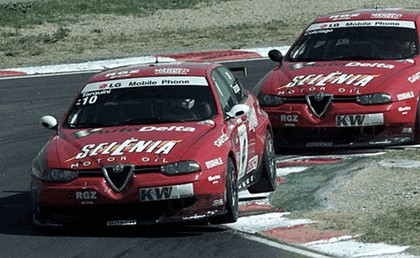 2003 Alfa Romeo 156 GTA ETCC 3