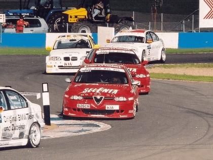 2003 Alfa Romeo 156 GTA ETCC 8