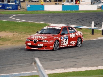 2003 Alfa Romeo 156 GTA ETCC 10