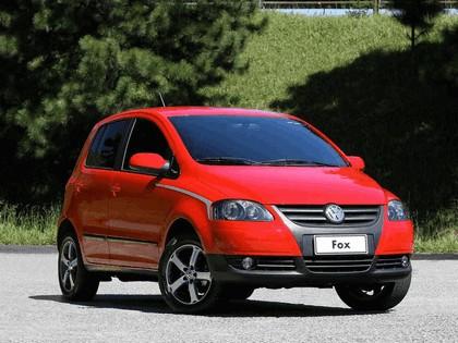 2008 Volkswagen Fox Extreme 1
