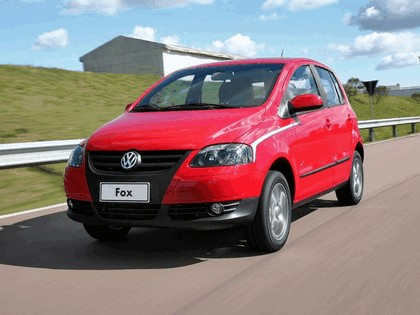 2008 Volkswagen Fox Extreme 2