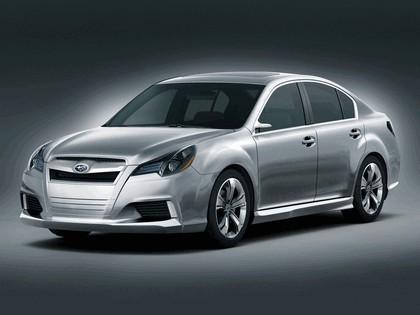 2008 Subaru Legacy concept 4
