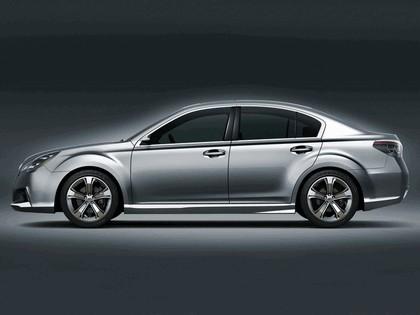 2008 Subaru Legacy concept 5