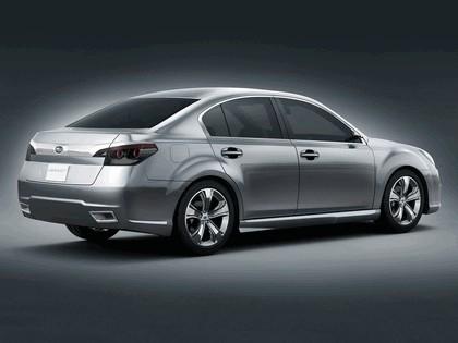 2008 Subaru Legacy concept 6