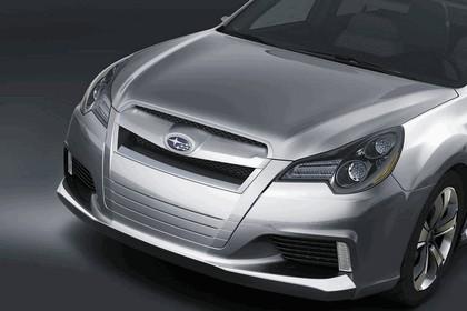 2008 Subaru Legacy concept 7