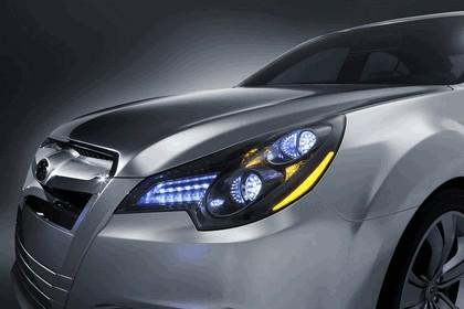 2008 Subaru Legacy concept 8