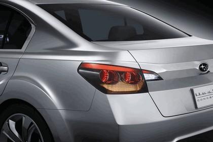 2008 Subaru Legacy concept 10