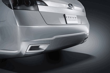 2008 Subaru Legacy concept 11