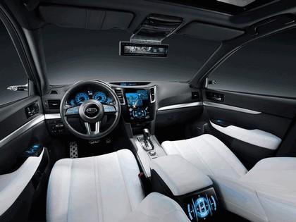 2008 Subaru Legacy concept 20