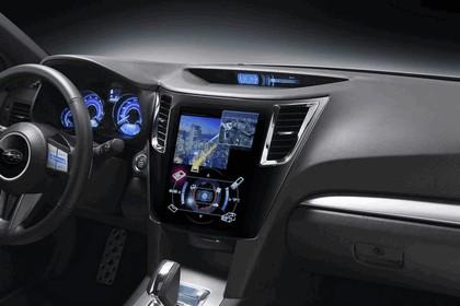 2008 Subaru Legacy concept 22