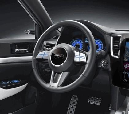 2008 Subaru Legacy concept 23