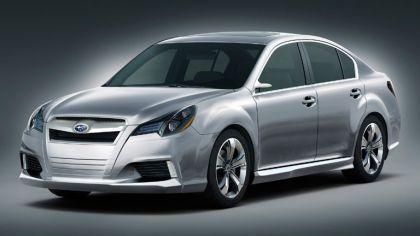2008 Subaru Legacy concept 3