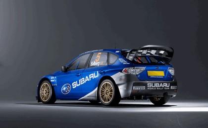 2009 Subaru Impreza WRC 2