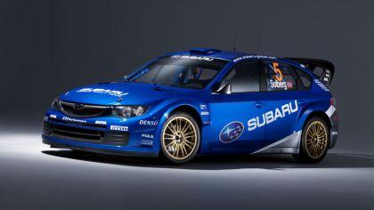 2009 Subaru Impreza WRC 7